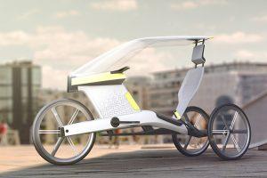 Inilah Wujud Sepeda Masa Depan