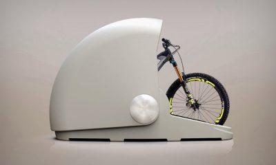 Bingung Menyimpan Sepeda? Kamu Bisa Gunakan Garasi Khusus untuk Sepeda
