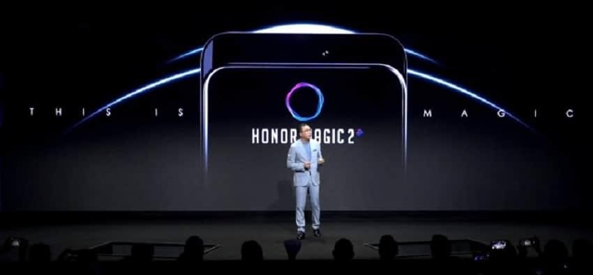 Honor Magic 2 dengan Kamera Pop-Up Dikenalkan ke Publik