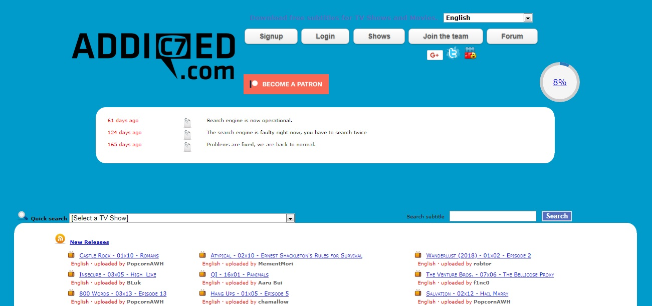 8 Situs Download Subtitle Film dan Drama Terbaik Saat Ini