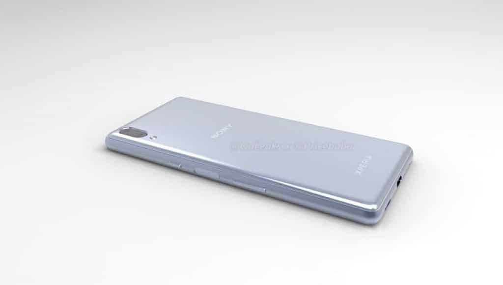 Bocoran Sony Xperia L3 Punya Sensor Sidik Jari Di Samping