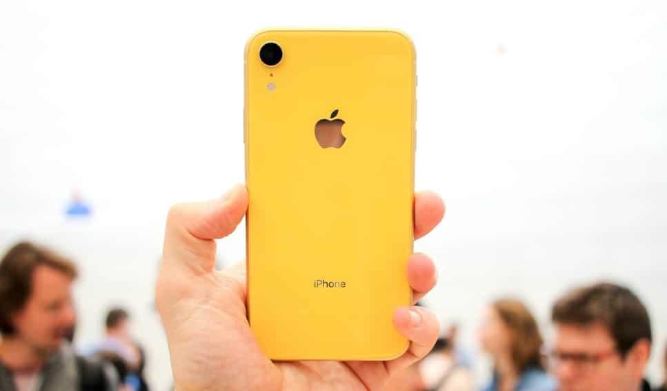 Dibawah Target, Penjualan iPhone XR Hanya 9 Juta Unit